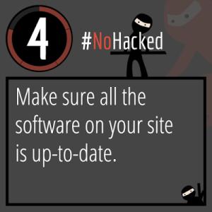 Mise à jour régulière des logiciels - HTTPS - AUTOVEILLE