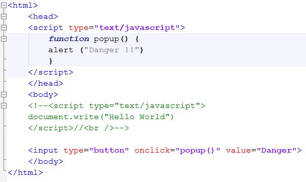 Apprendre à coder en JavaScript - Popup - AUTOVEILLE